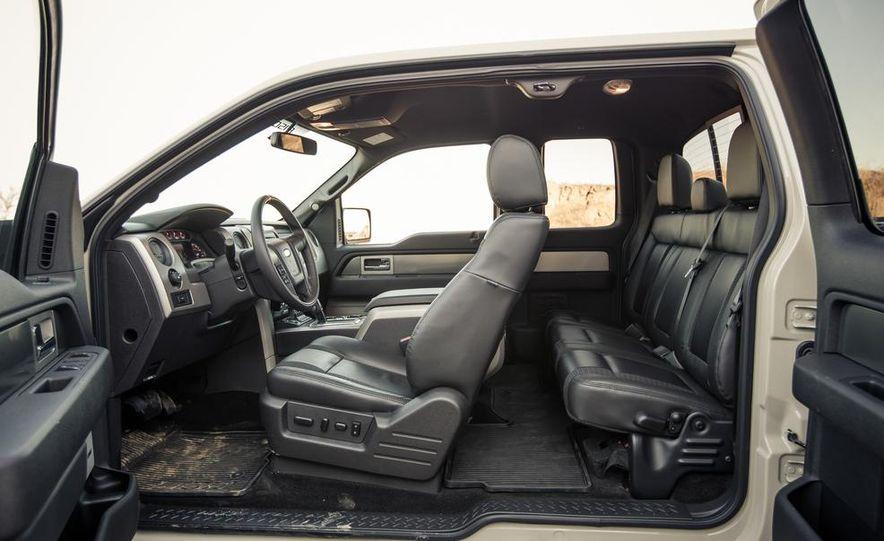 2013 Ford F-150 SVT Raptor SuperCab - Slide 49