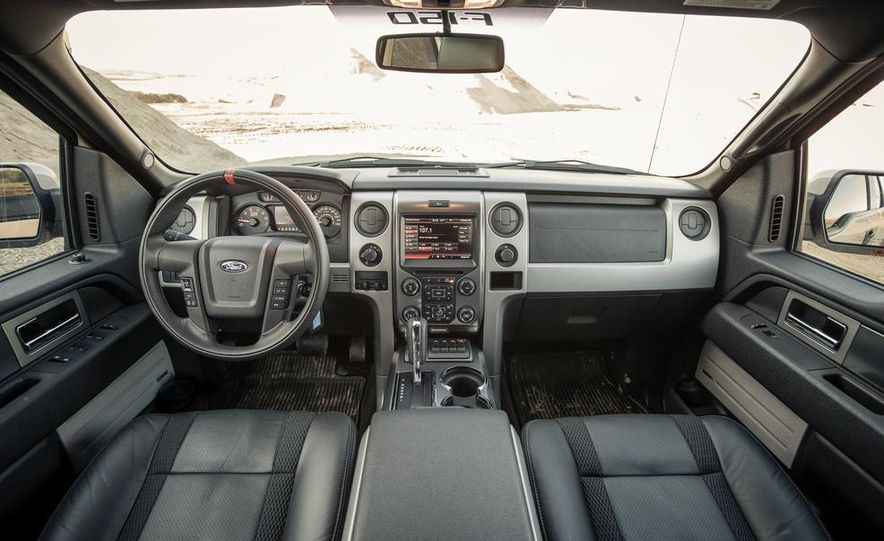 2013 Ford F-150 SVT Raptor SuperCab - Slide 54