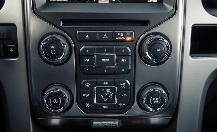 2013 Ford F-150 SVT Raptor SuperCab - Slide 67