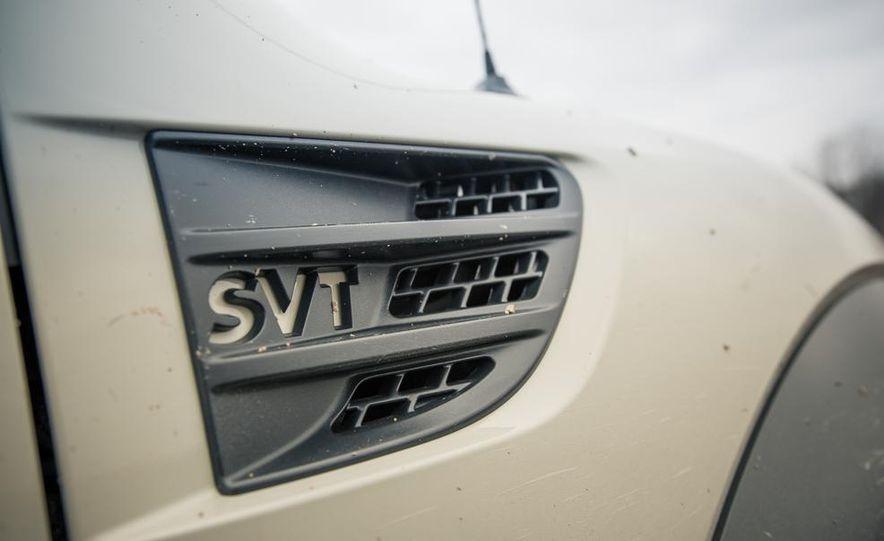 2013 Ford F-150 SVT Raptor SuperCab - Slide 40