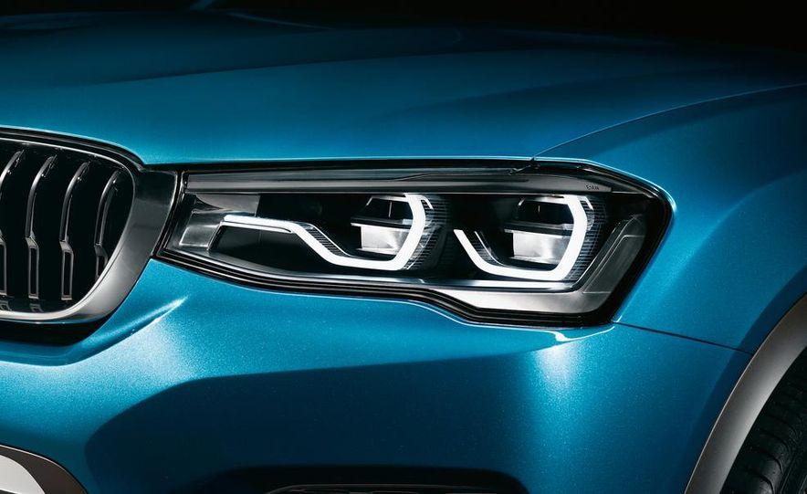 BMW X4 concept - Slide 9