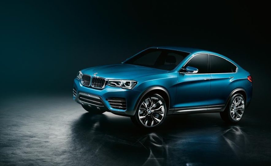 BMW X4 concept - Slide 2