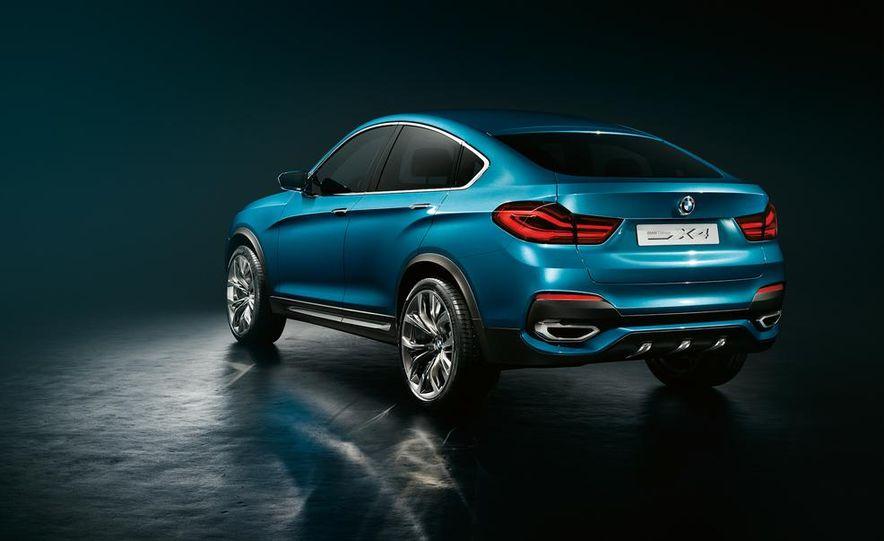 BMW X4 concept - Slide 3