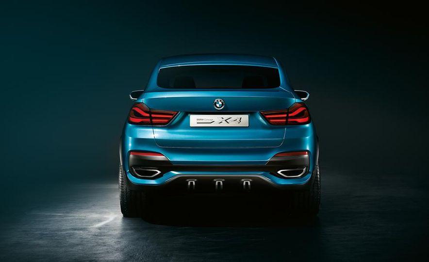 BMW X4 concept - Slide 4