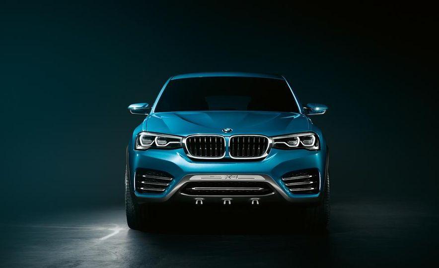 BMW X4 concept - Slide 5
