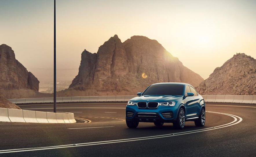 BMW X4 concept - Slide 10