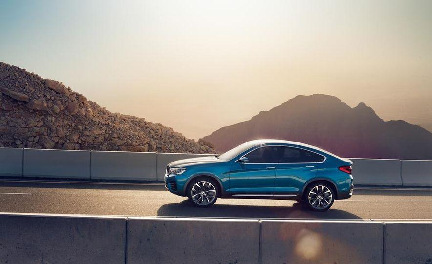 BMW X4 concept - Slide 12