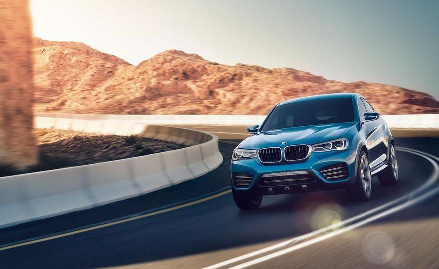 BMW X4 concept - Slide 13