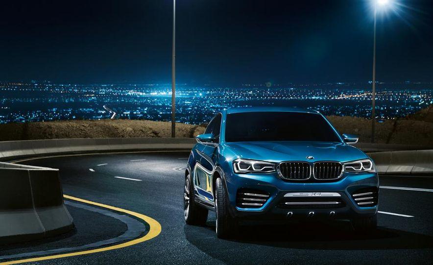 BMW X4 concept - Slide 17