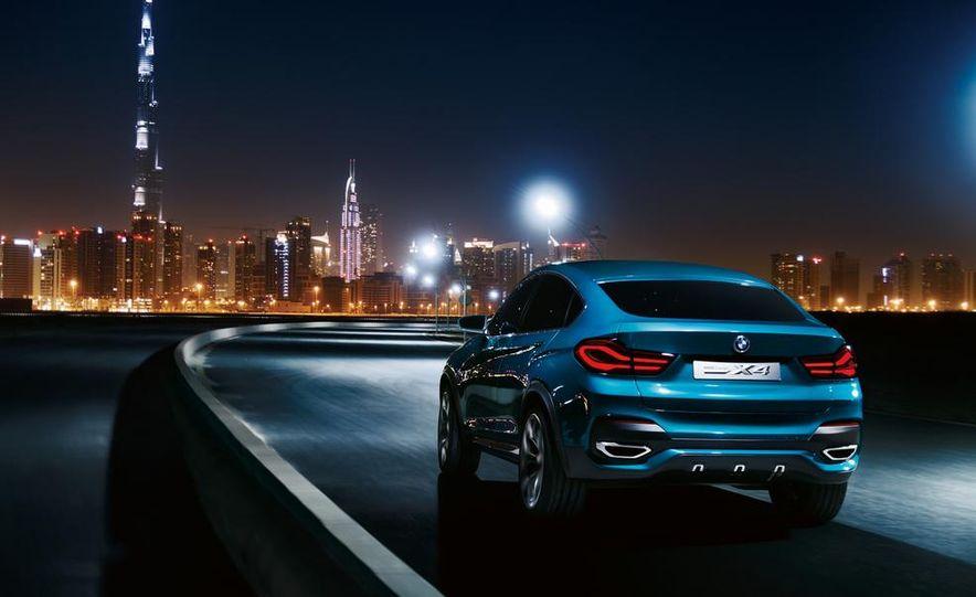 BMW X4 concept - Slide 18