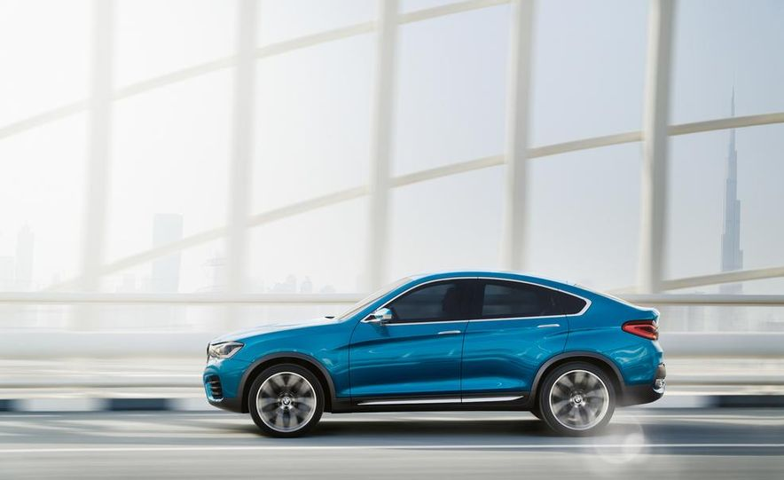 BMW X4 concept - Slide 19