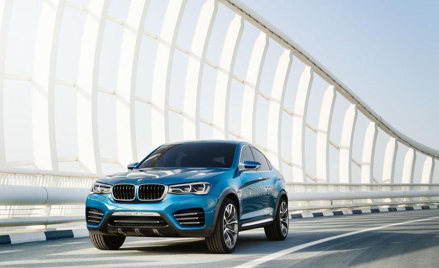 BMW X4 concept - Slide 20