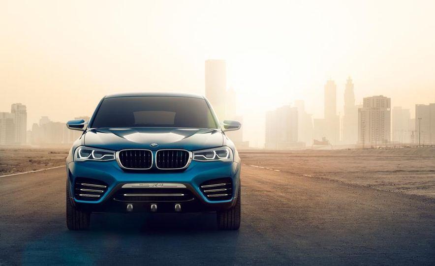 BMW X4 concept - Slide 23