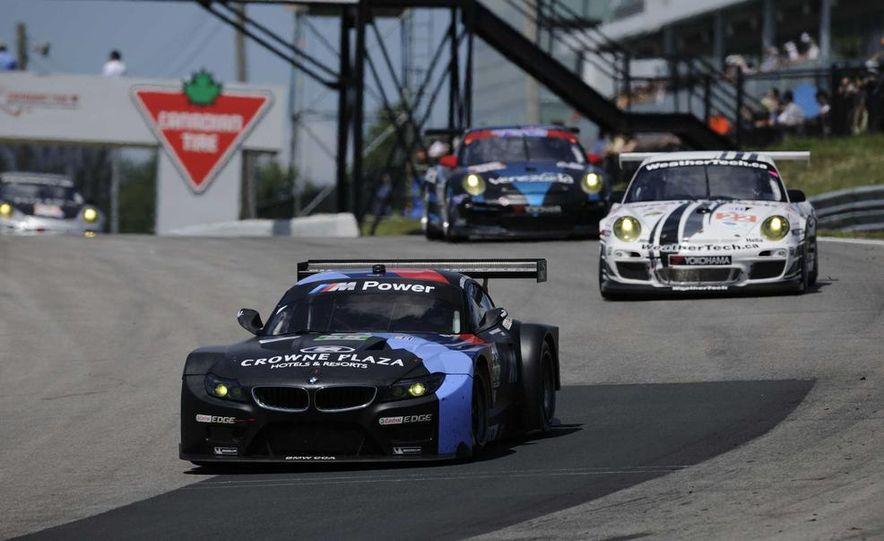 Alex Zanardi with the BMW Z4 GT3 - Slide 6