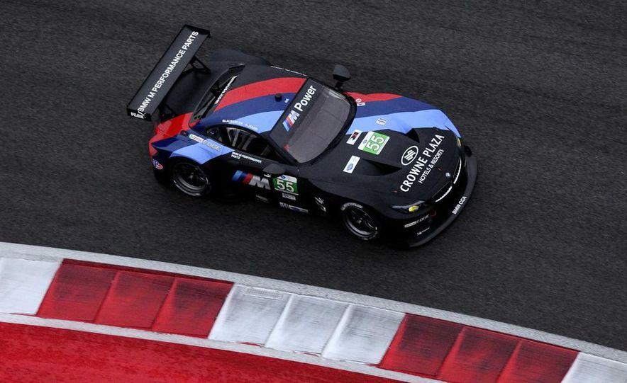Alex Zanardi with the BMW Z4 GT3 - Slide 8