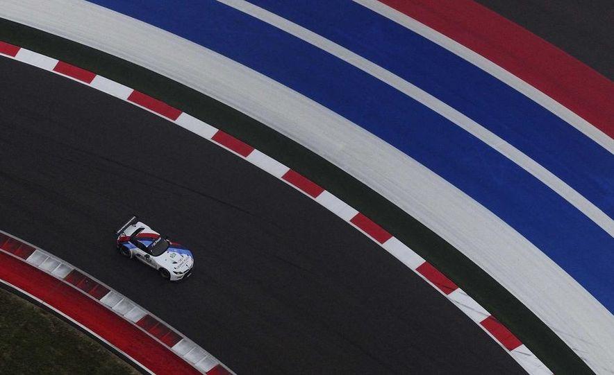 Alex Zanardi with the BMW Z4 GT3 - Slide 9