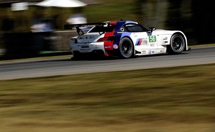 Alex Zanardi with the BMW Z4 GT3 - Slide 12
