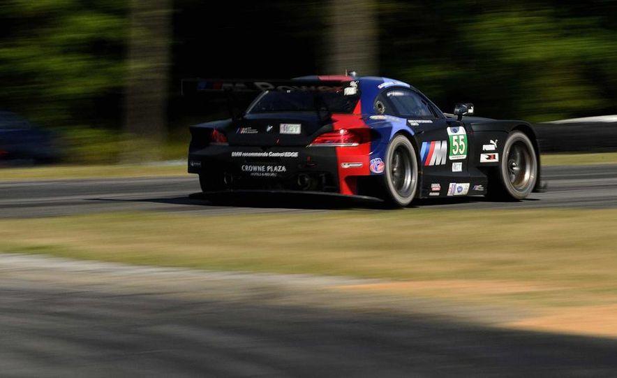 Alex Zanardi with the BMW Z4 GT3 - Slide 13