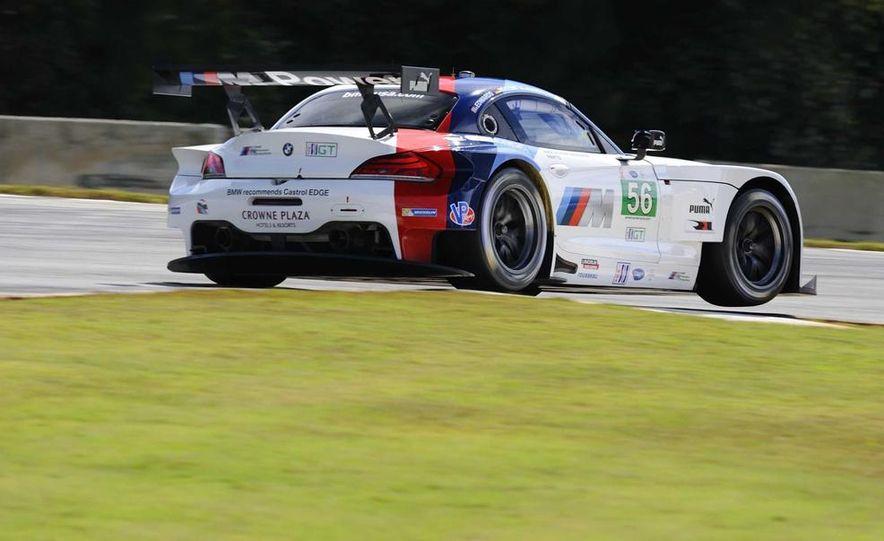 Alex Zanardi with the BMW Z4 GT3 - Slide 14