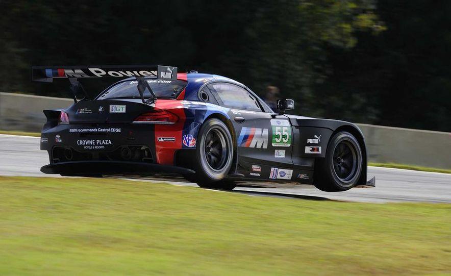 Alex Zanardi with the BMW Z4 GT3 - Slide 15
