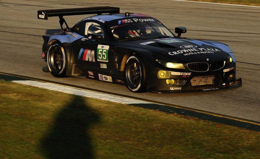 Alex Zanardi with the BMW Z4 GT3 - Slide 18