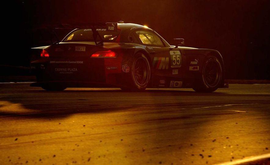 Alex Zanardi with the BMW Z4 GT3 - Slide 20