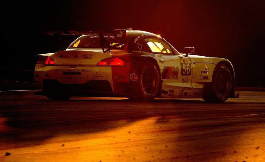 Alex Zanardi with the BMW Z4 GT3 - Slide 21