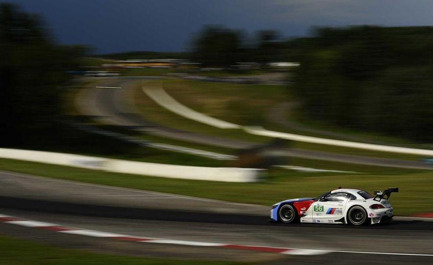 Alex Zanardi with the BMW Z4 GT3 - Slide 23