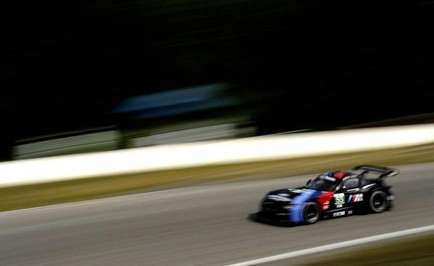 Alex Zanardi with the BMW Z4 GT3 - Slide 24