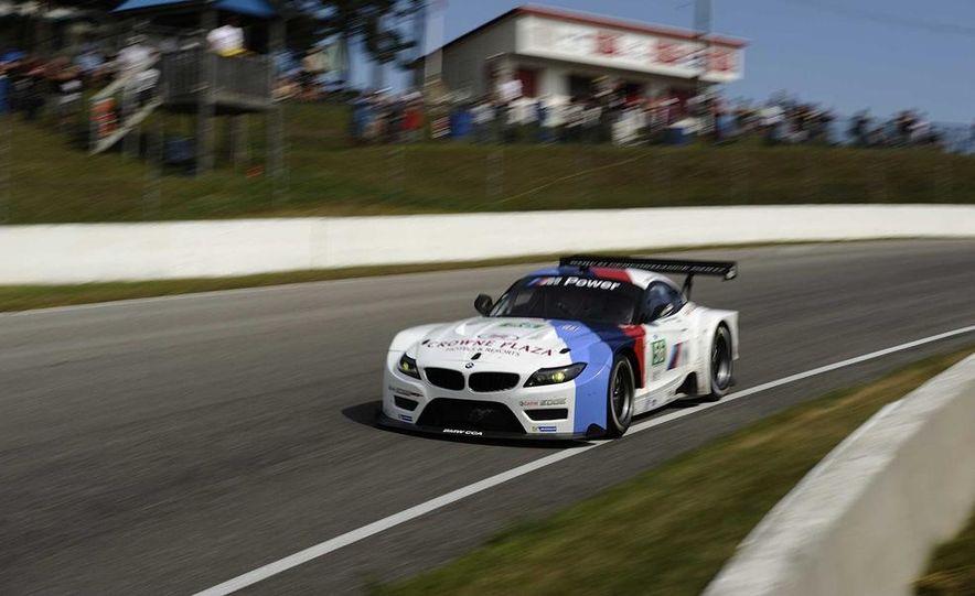 Alex Zanardi with the BMW Z4 GT3 - Slide 26