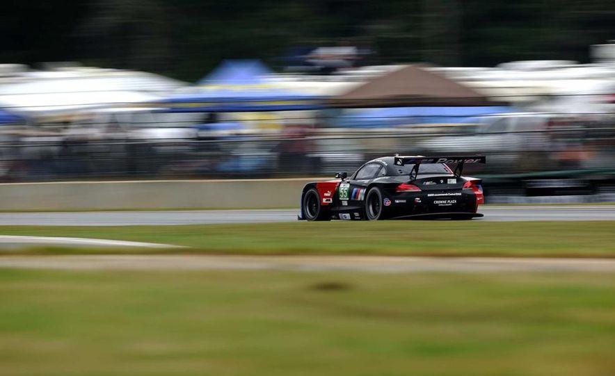 Alex Zanardi with the BMW Z4 GT3 - Slide 27