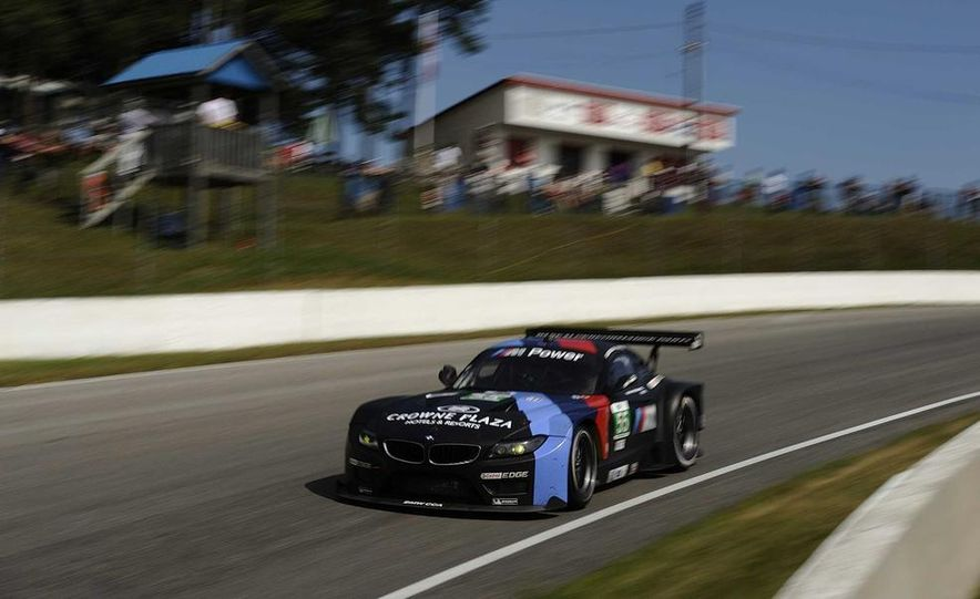 Alex Zanardi with the BMW Z4 GT3 - Slide 28