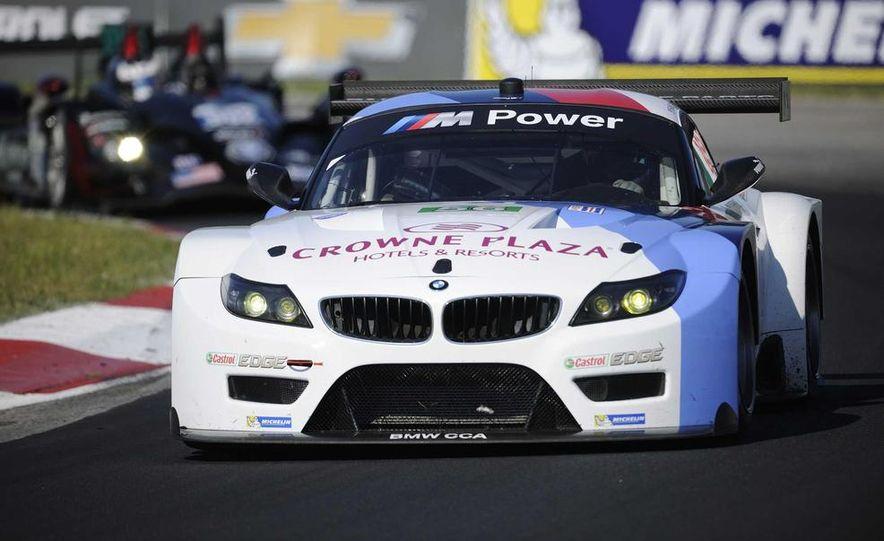 Alex Zanardi with the BMW Z4 GT3 - Slide 31