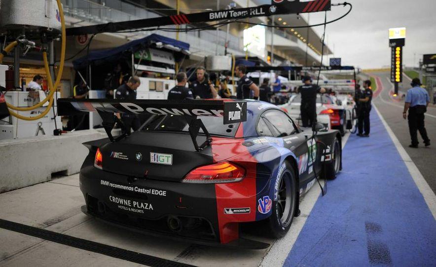 Alex Zanardi with the BMW Z4 GT3 - Slide 35
