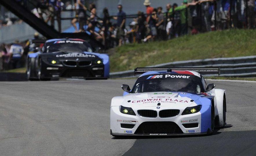 Alex Zanardi with the BMW Z4 GT3 - Slide 4