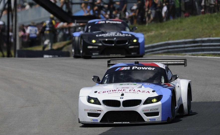 Alex Zanardi with the BMW Z4 GT3 - Slide 5