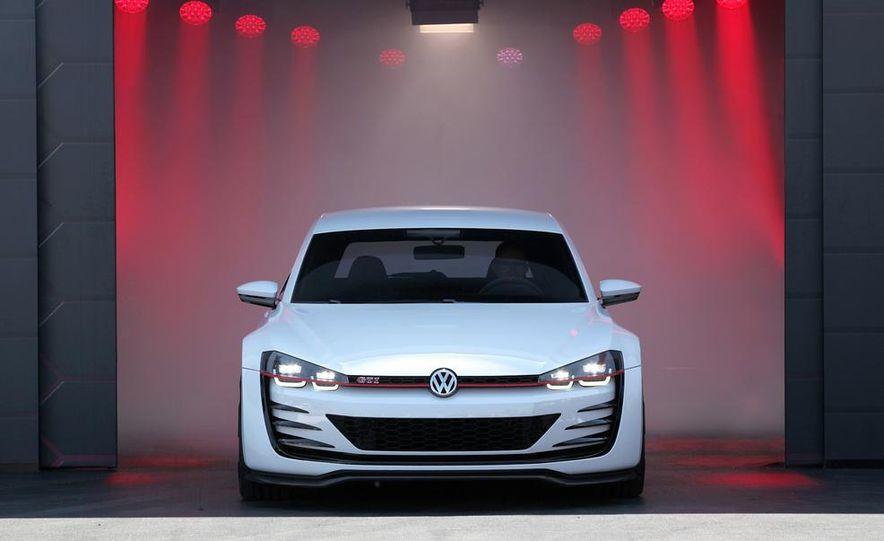 Volkswagen Design Vision GTI concept - Slide 1