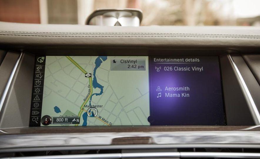 2014 BMW 740Ld xDrive - Slide 60