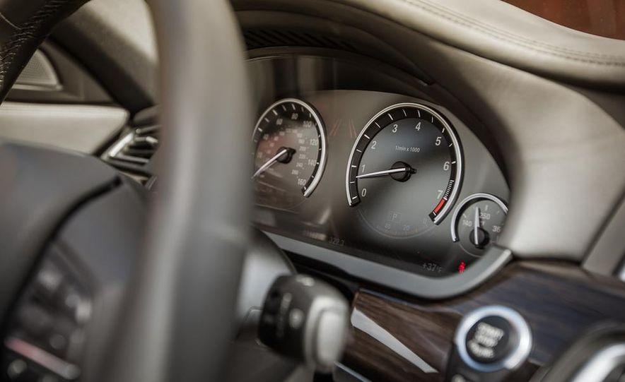 2014 BMW 740Ld xDrive - Slide 52