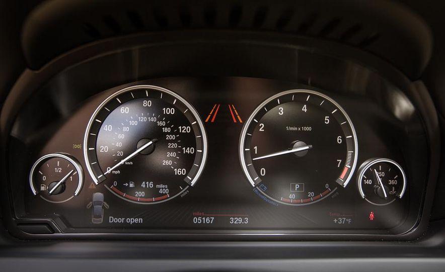 2014 BMW 740Ld xDrive - Slide 54