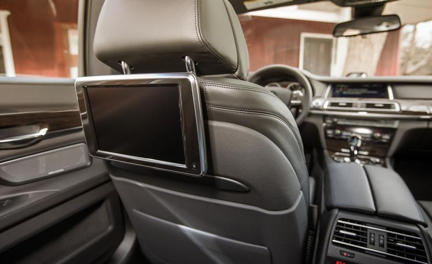 2014 BMW 740Ld xDrive - Slide 51