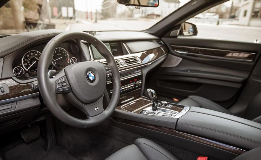 2014 BMW 740Ld xDrive - Slide 43