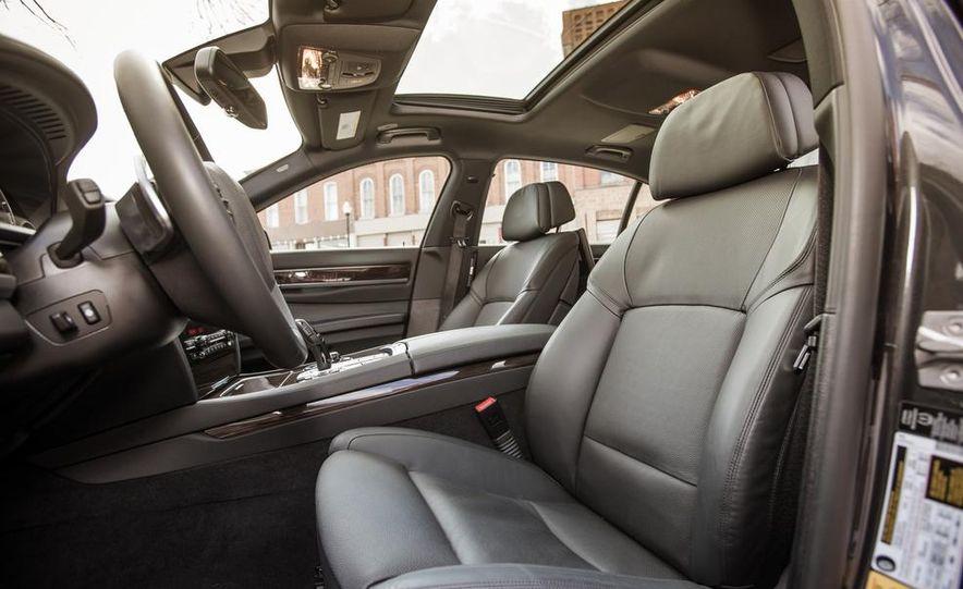 2014 BMW 740Ld xDrive - Slide 45