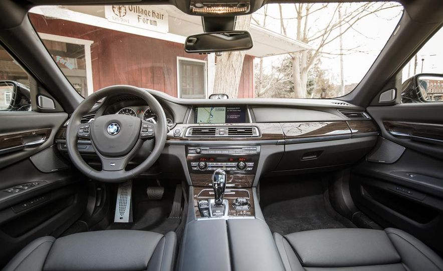 2014 BMW 740Ld xDrive - Slide 48