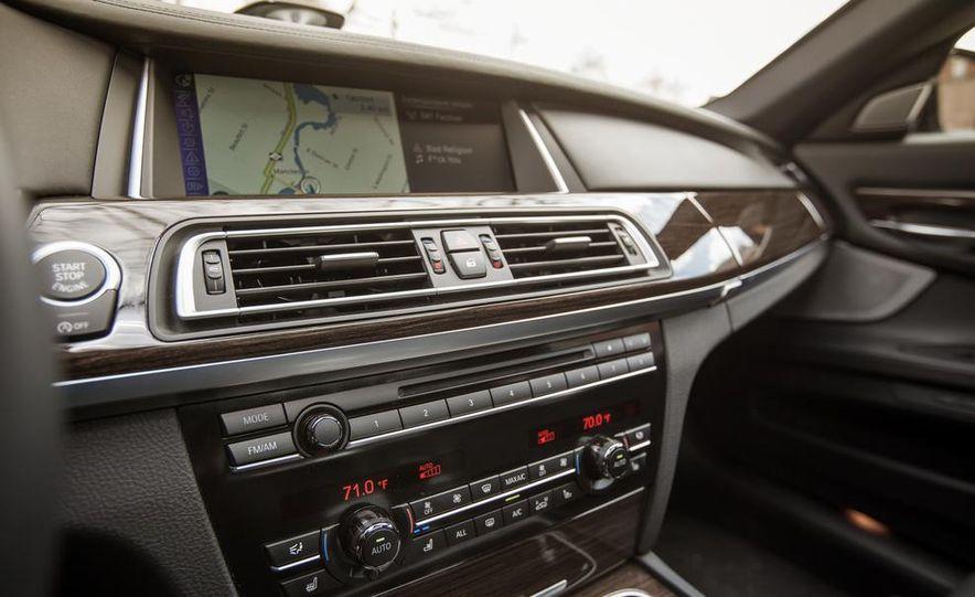 2014 BMW 740Ld xDrive - Slide 55
