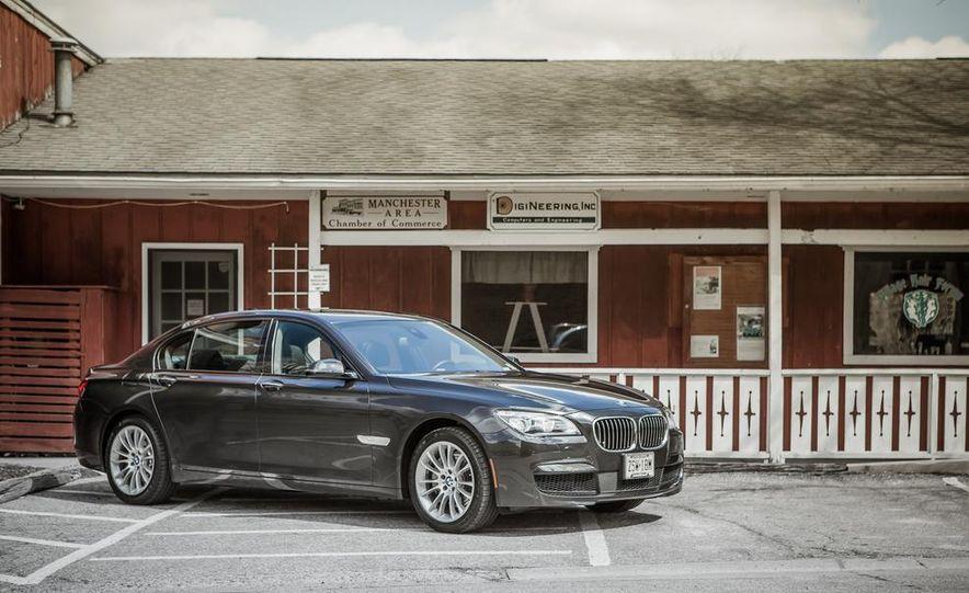 2014 BMW 740Ld xDrive - Slide 29