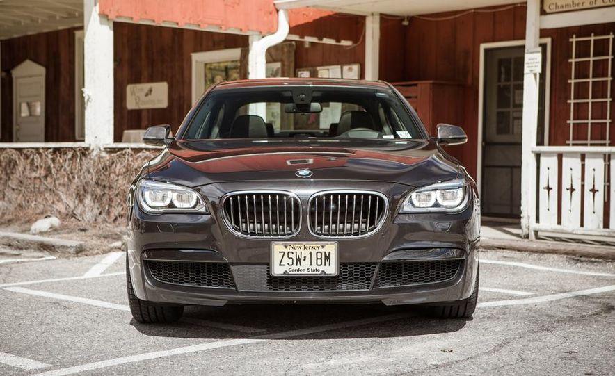 2014 BMW 740Ld xDrive - Slide 30
