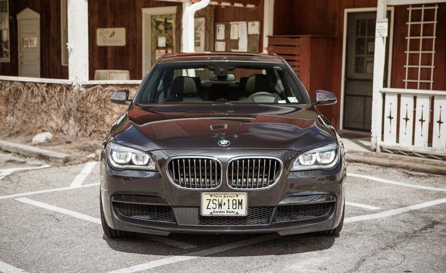 2014 BMW 740Ld xDrive - Slide 31
