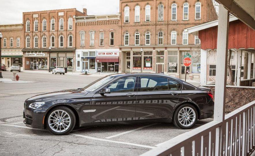 2014 BMW 740Ld xDrive - Slide 33