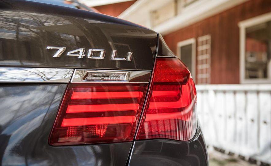 2014 BMW 740Ld xDrive - Slide 41